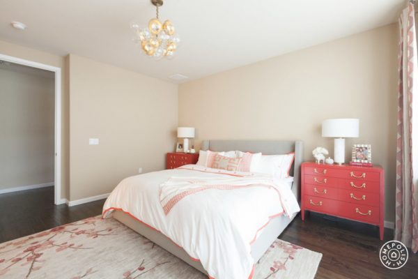 bedroom decorating ideas and designs Remodels Photos Nina Jizhar Danville California United States contemporary-bedroom