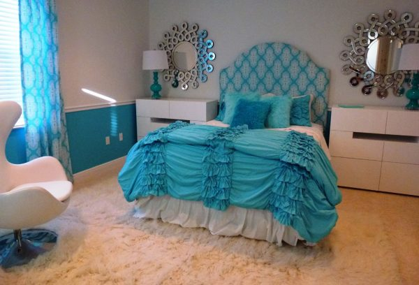 bedroom decorating ideas and designs Remodels Photos Nina Williams Interiors Wellington Florida United States contemporary-kids