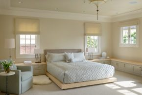 Bedroom Decorating and Designs by Northbrook Design - Redwood City, California, United States