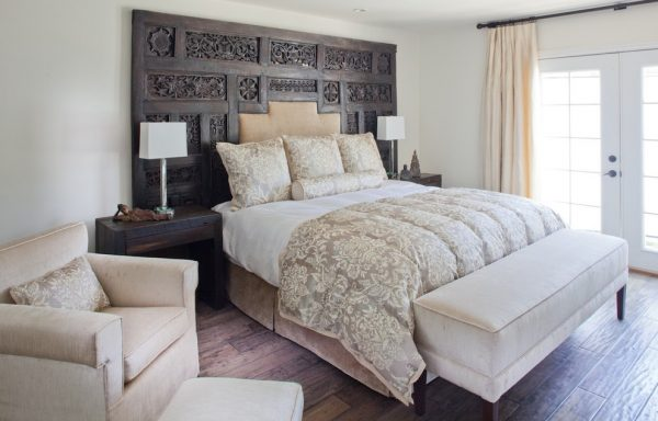 bedroom decorating ideas and designs Remodels Photos Palm Design Group Phoenix Arizona United States eclectic-bedroom