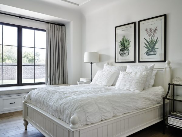 bedroom decorating ideas and designs Remodels Photos Palm Design Group Phoenix Arizona United States mediterranean-bedroom-001