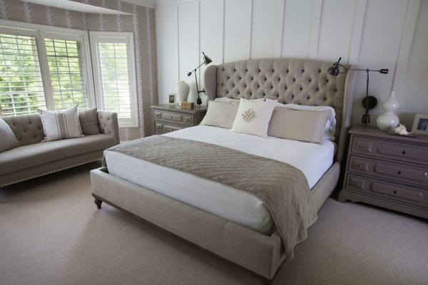 bedroom decorating ideas and designs Remodels Photos R. Cartwright Design Clive Iowa United States contemporary-bedroom