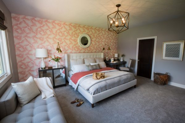 bedroom decorating ideas and designs Remodels Photos R. Cartwright Design Clive Iowa United States modern-bedroom