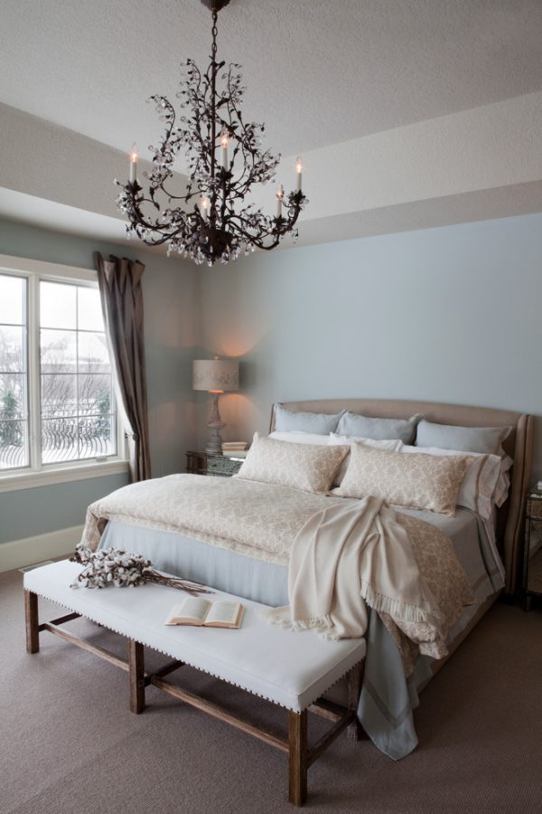 bedroom decorating ideas and designs Remodels Photos R. Cartwright Design Clive Iowa United States traditional-bedroom