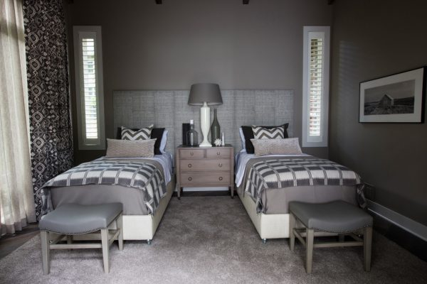 bedroom decorating ideas and designs Remodels Photos R. Cartwright Design Clive Iowa United States transitional-bedroom