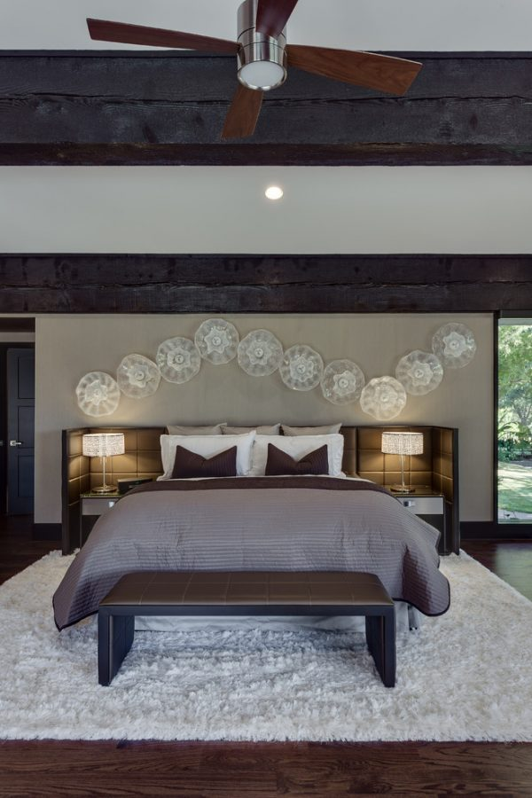 bedroom decorating ideas and designs Remodels Photos R. Stevens Interiors Eagle pass Texas United States contemporary-bedroom-004