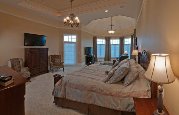 bedroom decorating ideas and designs Remodels Photos RCI Interior Design Perrysburg Ohio United States traditional-bedroom