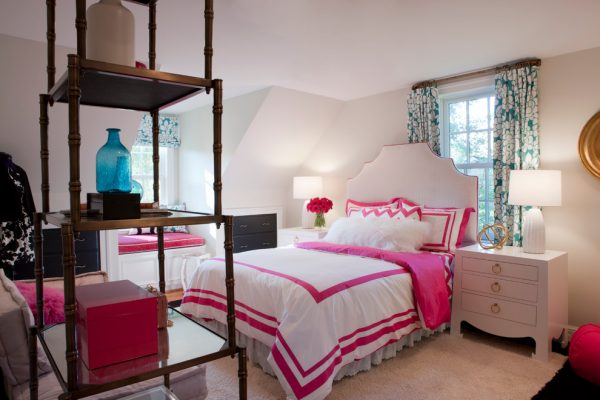 bedroom decorating ideas and designs Remodels Photos Roxanne Lumme Interiors, LLC McLean Virginia United States traditional-bedroom-003