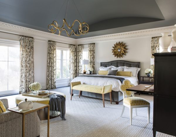 bedroom decorating ideas and designs Remodels Photos Roxanne Lumme Interiors, LLC McLean Virginia United States traditional-bedroom