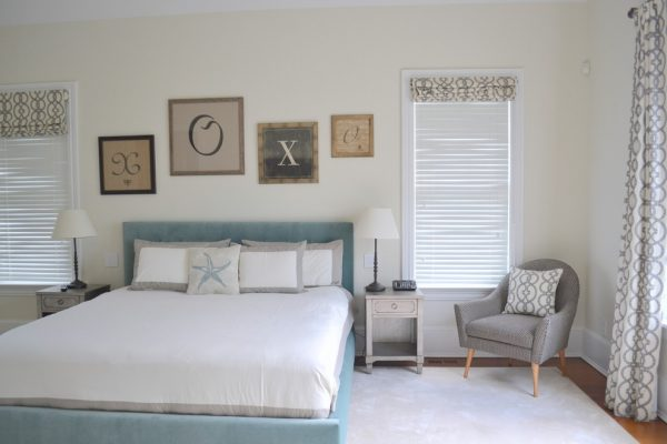 bedroom decorating ideas and designs Remodels Photos Shannon Willey Southampton New York United States transitional-bedroom