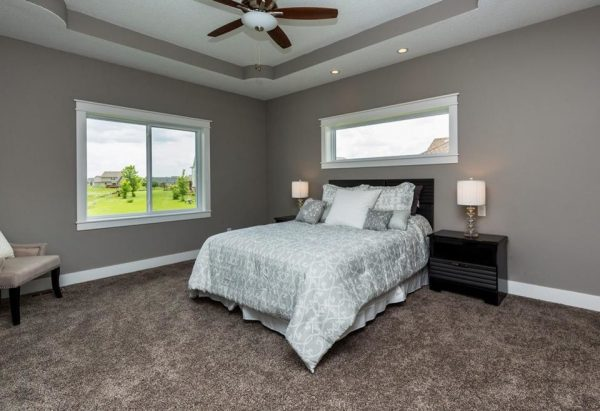 bedroom decorating ideas and designs Remodels Photos Slick Designs AnkenyIowa United States contemporary-bedroom