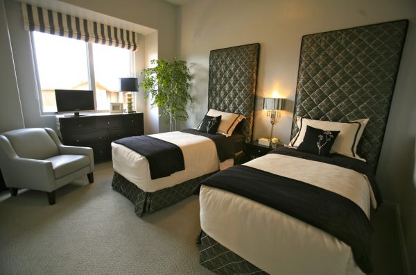 bedroom decorating ideas and designs Remodels Photos Terra Maria Home Interiors GlenwoodMaryland United States contemporary-bedroom