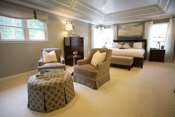bedroom decorating ideas and designs Remodels Photos Terra Maria Home Interiors GlenwoodMaryland United States transitional-bedroom-001