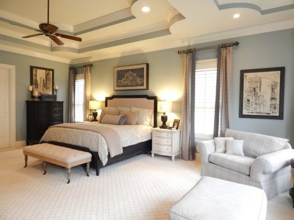 bedroom decorating and designs by vip interior design raleigh
