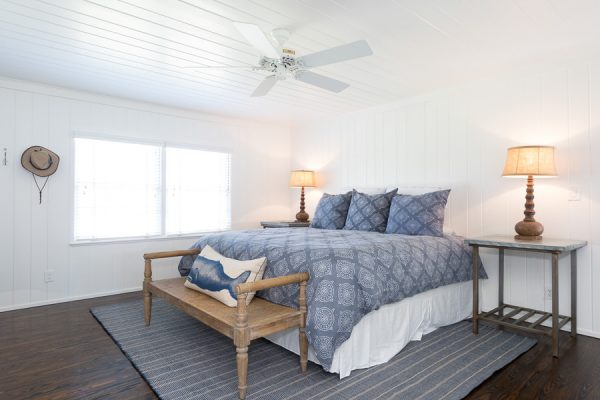 bedroom decorating ideas and designs Remodels PhotosThe Blue Moon Trading Company Tampa Florida United States beach-style-001