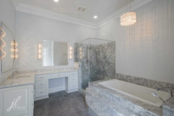bathroom decorating ideas and designs Remodels Photos JL Studio Metairie Louisiana United States modern-bathroom-002