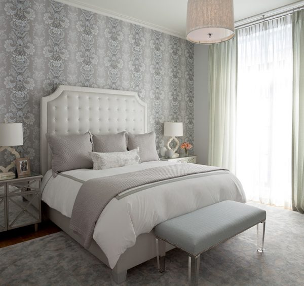 bedroom decorating ideas and designs Remodels Photos A-List Interiors New York United States transitional-bedroom