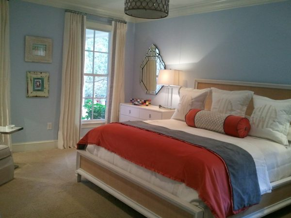 bedroom decorating ideas and designs Remodels Photos After Five Designs JACKSON Mississippi United States traditional-bedroom-003