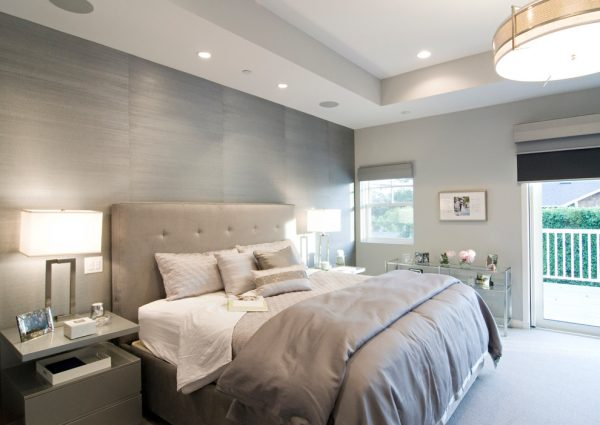 bedroom decorating ideas and designs Remodels Photos Alison Designs Redondo Beach California United States modern-bedroom