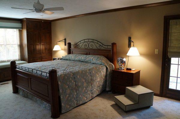bedroom decorating ideas and designs Remodels Photos Amethyst Interiors LLC Indianapolis Indiana United States craftsman-bedroom