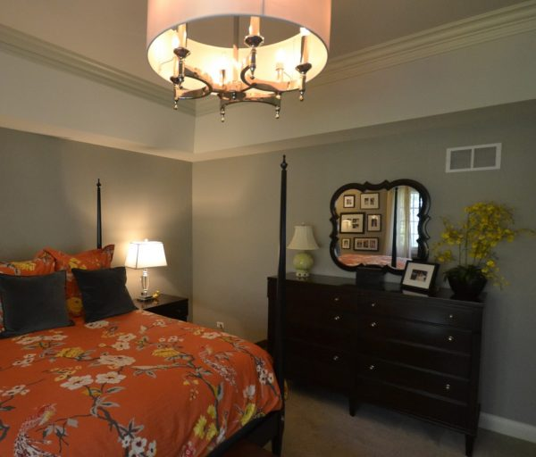 bedroom decorating ideas and designs Remodels Photos Ann Oakes Design Palatine Illinois United States traditional-bedroom-002