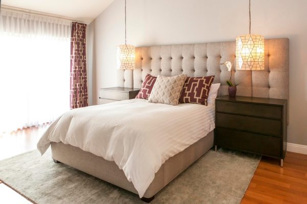 bedroom decorating ideas and designs Remodels Photos Anthology Interiors Newport Beach California United States contemporary-bedroom