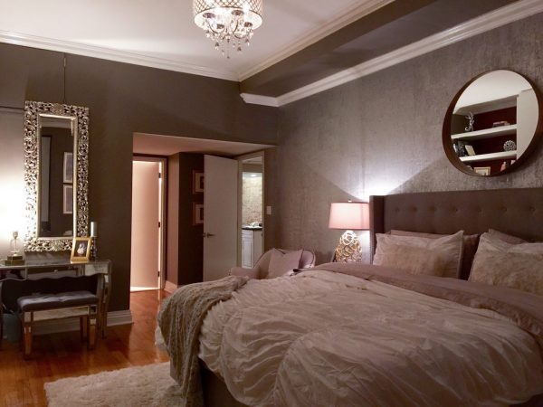 bedroom decorating ideas and designs Remodels Photos Art Home Garden Brooklyn New York United States contemporary-bedroom-002