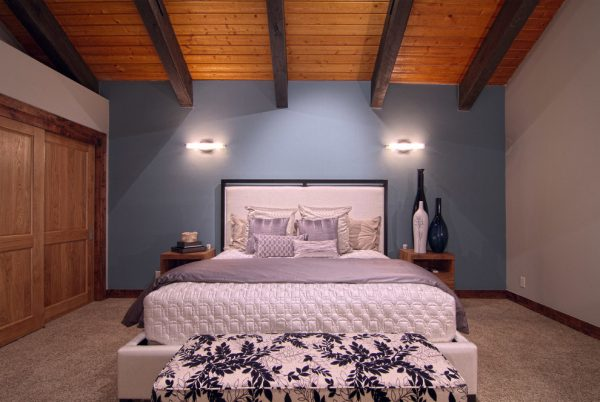 bedroom decorating ideas and designs Remodels Photos Aspen Leaf Interiors, LLC Truckee California United States contemporary-bedroom-001