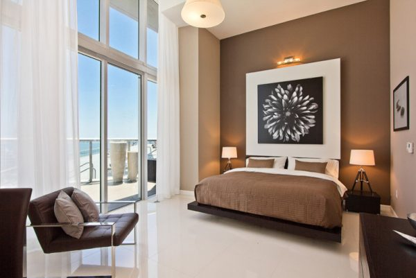 bedroom decorating ideas and designs Remodels Photos B Pascuali Interiors, LLC Boca Raton Florida United States contemporary-bedroom-001