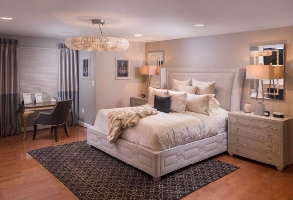bedroom decorating ideas and designs Remodels Photos Bella B Home Huntingdon Valley Pennsylvania United States eclectic-bedroom-005
