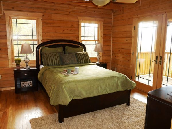 bedroom decorating ideas and designs Remodels Photos Blue Lotus Home Designs Asheville North Carolina United States rustic-bedroom-004