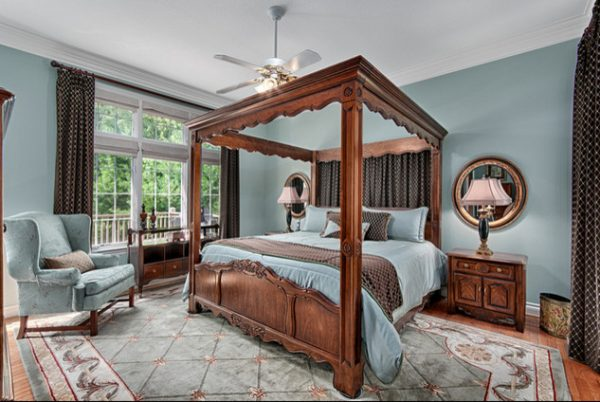 bedroom decorating ideas and designs Remodels Photos Blue Lotus Home Designs Asheville North Carolina United States traditional-bedroom-004