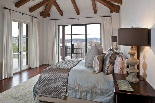 bedroom decorating ideas and designs Remodels Photos Bulhon Design Associates Austin Texas United States contemporary-bedroom-002