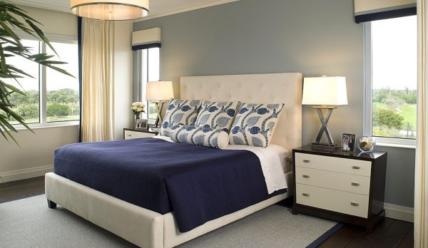 bedroom decorating ideas and designs Remodels Photos CAHLIN DESIGN GROUP Coconut Grove Florida United States contemporary-bedroom