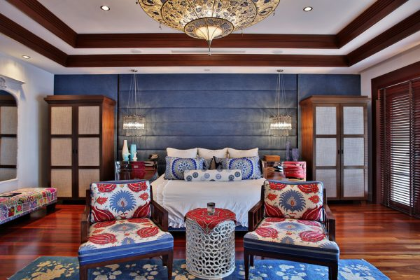 bedroom decorating ideas and designs Remodels Photos CAHLIN DESIGN GROUP Coconut Grove Florida United States eclectic-2