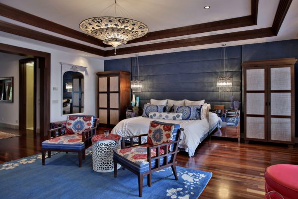 bedroom decorating ideas and designs Remodels Photos CAHLIN DESIGN GROUP Coconut Grove Florida United States eclectic