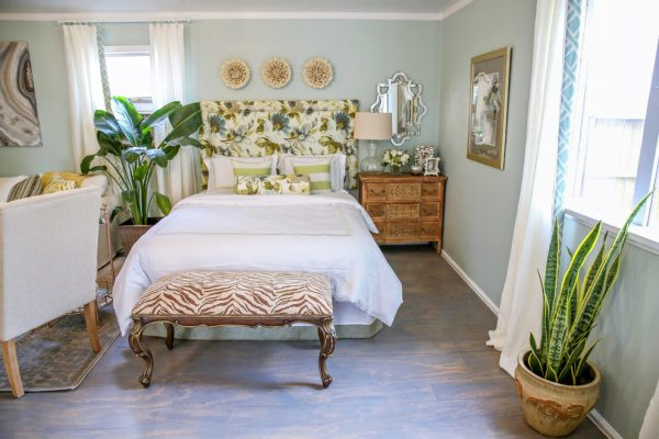 bedroom decorating ideas and designs Remodels Photos Casa Vilora Interiors Katy Texas United States shabby-chic-style-3