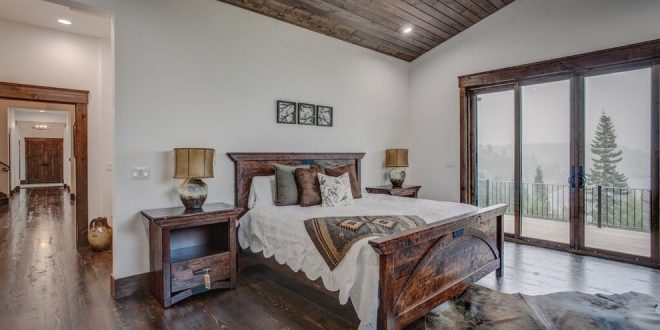 bedroom decorating ideas and designs Remodels Photos Chassie Design Bellevue Washington United States rustic