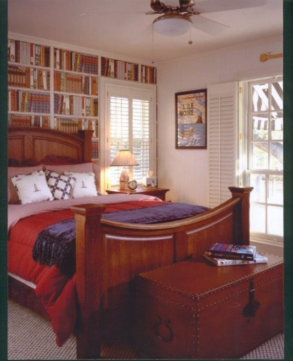bedroom decorating ideas and designs Remodels Photos Cheryl Van Duyne, ASID, RID Interior Design Dallas Texas traditional-kids