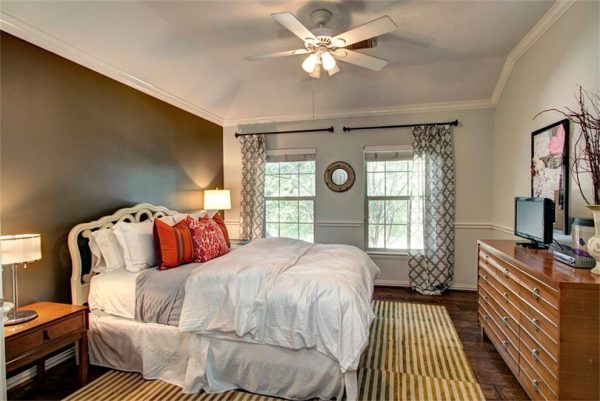 bedroom decorating ideas and designs Remodels Photos Chirigos Designs Minneapolis Minnesota United States eclectic