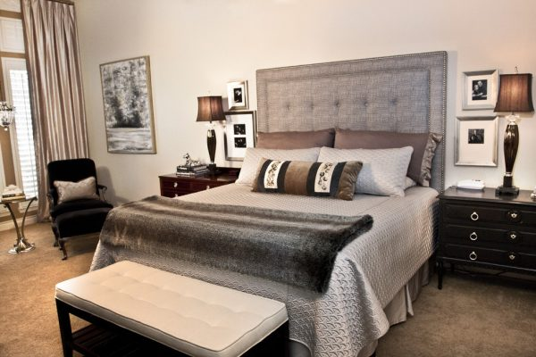 bedroom decorating ideas and designs Remodels Photos Chirigos Designs Minneapolis Minnesota United States modern-bedroom