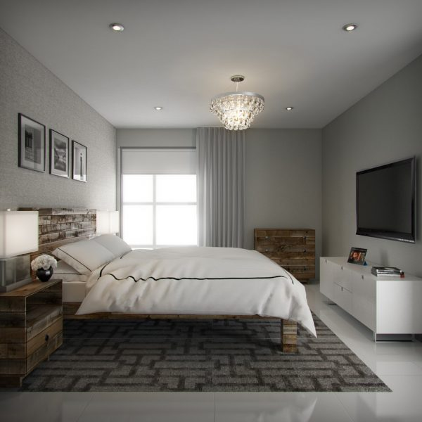 bedroom decorating ideas and designs Remodels Photos Concepto MV Inc Miami Florida United States contemporary-bedroom-004