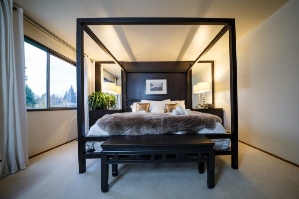 bedroom decorating ideas and designs Remodels Photos Creative Spaces Interior Design Bellevue Washington United States transitional-bedroom