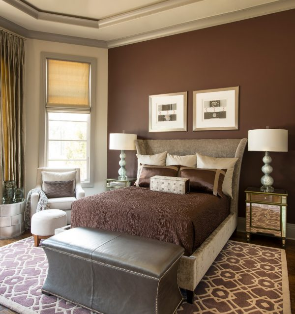 bedroom decorating ideas and designs Remodels Photos Dallas Design Group, Interiors Dallas Texas United States contemporary-bedroom-001