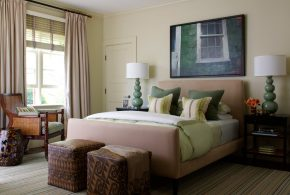 Bedroom Decorating and Designs by David Scott Interiors - New York, United States