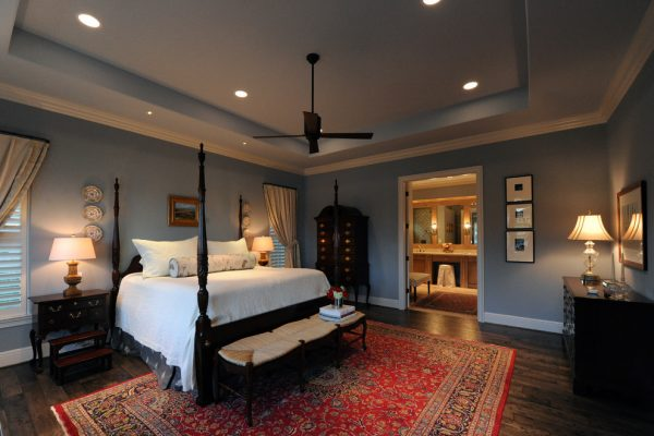 bedroom decorating ideas and designs Remodels Photos Debra Villeneuve Interiors Houston Texas United States traditional-bedroom-002