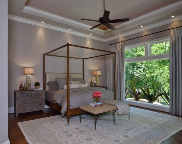 bedroom decorating ideas and designs Remodels Photos Debra Villeneuve Interiors Houston Texas United States transitional-bedroom