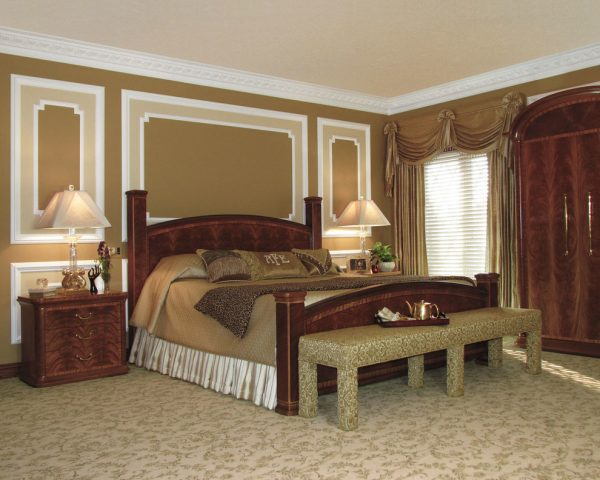 bedroom decorating ideas and designs Remodels Photos DecoratingDens Interiors St John Indiana United States traditional