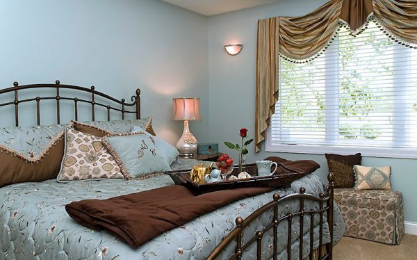 bedroom decorating ideas and designs Remodels Photos DecoratingDens Interiors St John Indiana United States traditional-bedroom