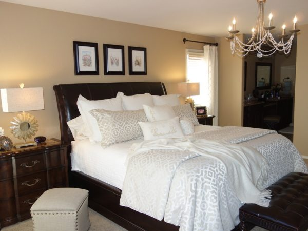 bedroom decorating ideas and designs Remodels Photos Decorative Designs Lone Tree Colorado United States transitional-001